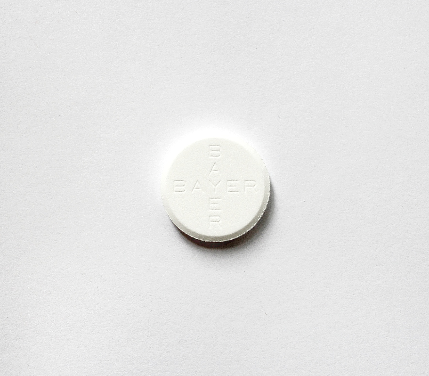 aspirin, lek, tableta
